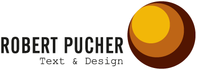 Robert Pucher Text & Design